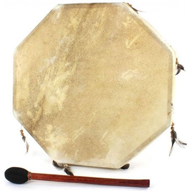 """Tribe Drum - Extra Large 18"""" Including Mallet"""