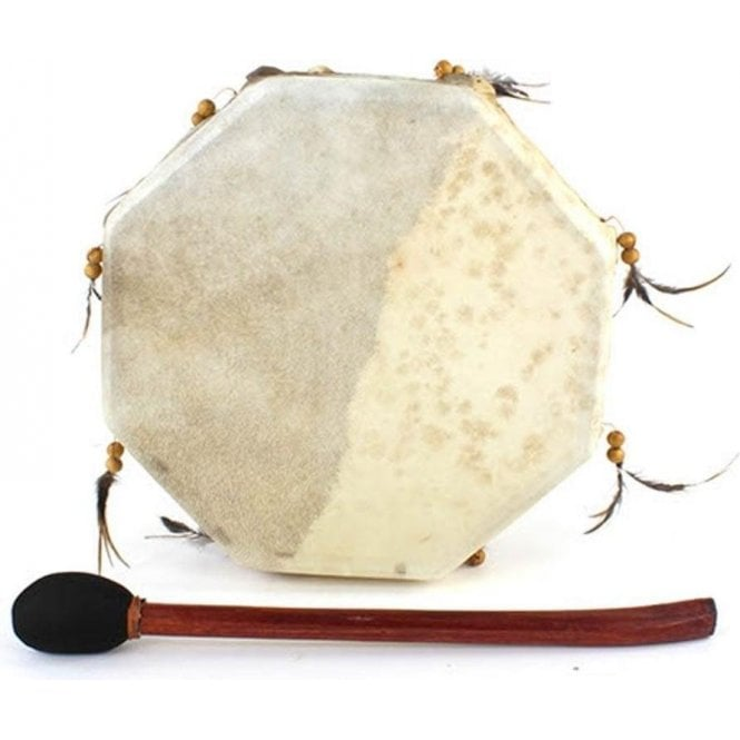 "Tribe Drum - Medium 12"" Including Mallet"