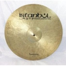 "Used Istanbul 20"" Traditional Ping Ride"