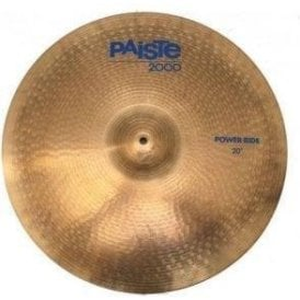 "Used Paiste 20"" 2000 Series Ride Cymbal"