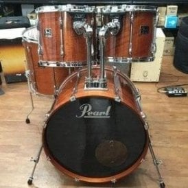 Used Pearl ELX Drums 12/13/16/22 Inc Tom Holders