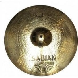 "Used Sabian 18"" HH Dark Crash Cymbal"