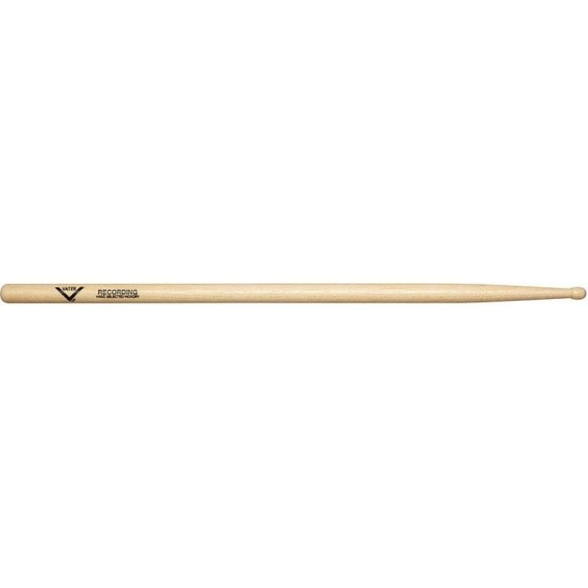 Vater Hickory 'Recording' Wood Tip Drum Sticks (pair)