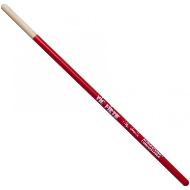 Vic Firth Alex Acuna Red Timbale Signature Sticks (pair)
