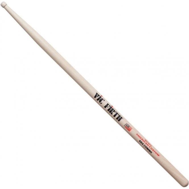 Vic Firth Maple SD4 Combo Wood Tip Drum Sticks (pair)