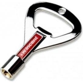 Wincent Drum Key - Bottle Opener Combo