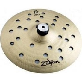 "Zildjian 10"" FX Stack Cymbals (with mount) FXS10 