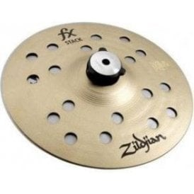 "Zildjian 8"" FX Stack Cymbals (with mount) FXS8 