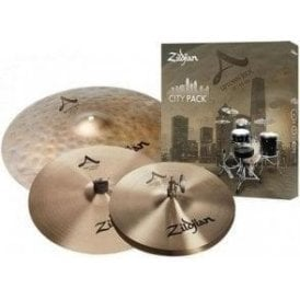 Zildjian A City Pack Cymbal Set