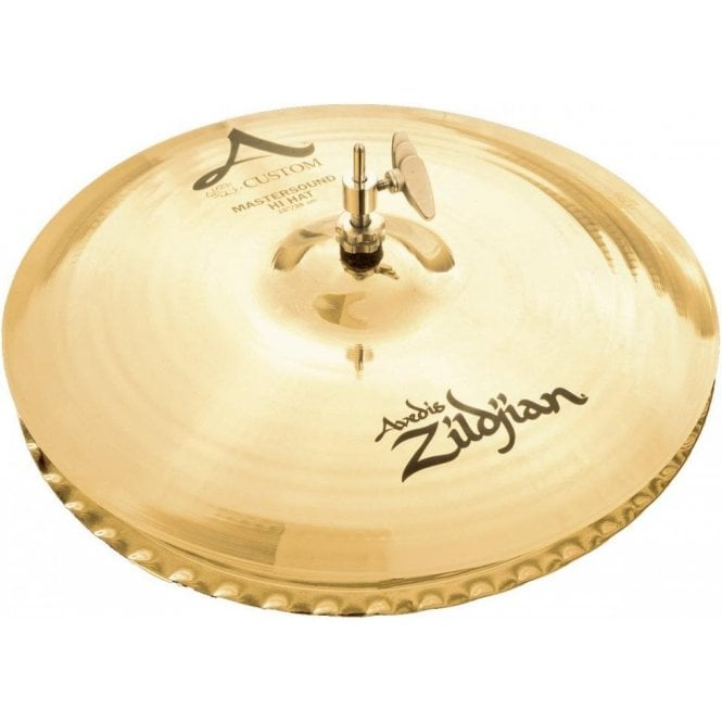 "Zildjian A Custom 15"" Mastersound Hi Hat Cymbals (pair)"