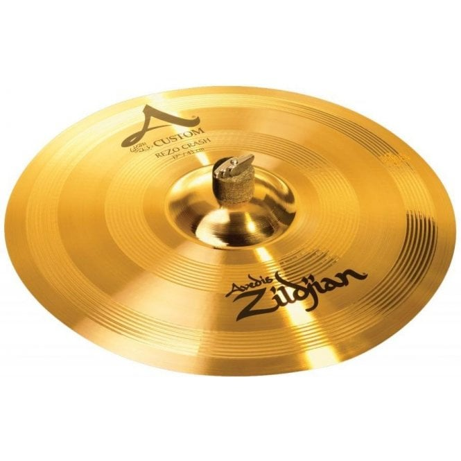 "Zildjian A Custom 17"" Rezo Crash Cymbal"