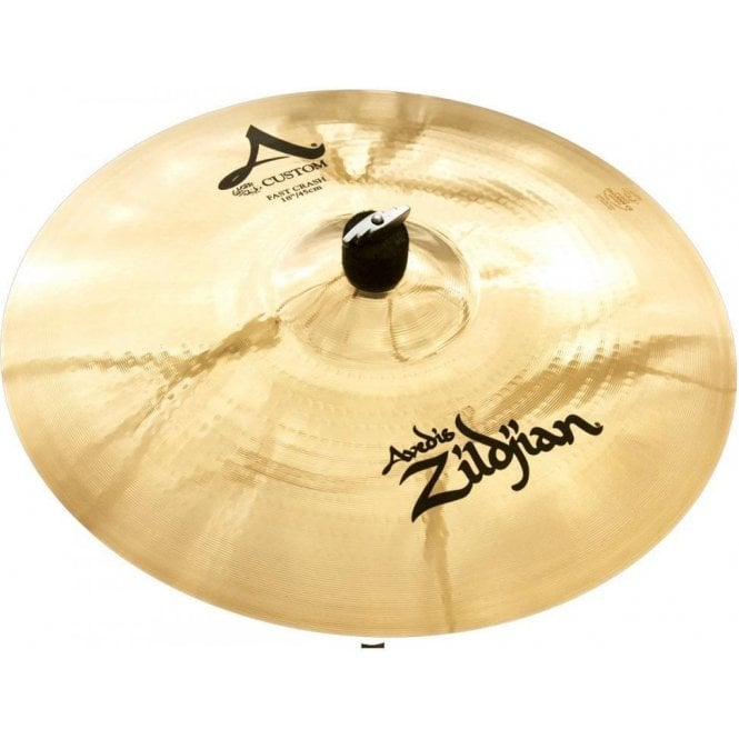 "Zildjian A Custom 18"" Fast Crash Cymbal"