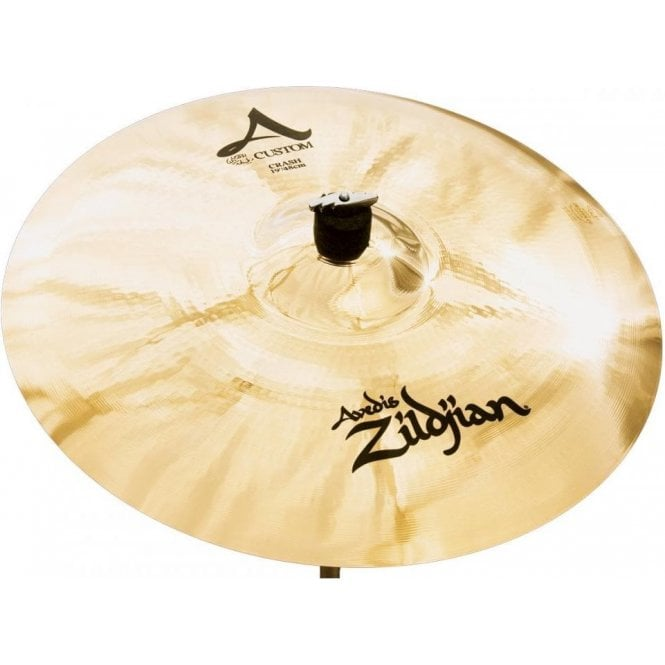 "Zildjian A Custom 19"" Crash Cymbal"