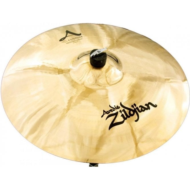 "Zildjian A Custom 19"" Medium Crash Cymbal"