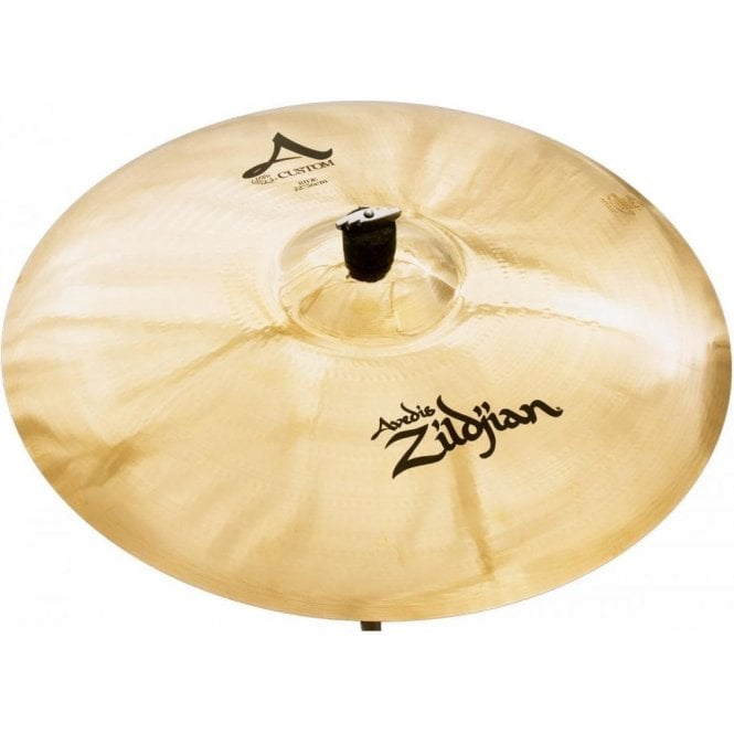 "Zildjian A Custom 22"" Ride Cymbal"