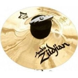 "Zildjian A Custom 6"" Splash Cymbal"