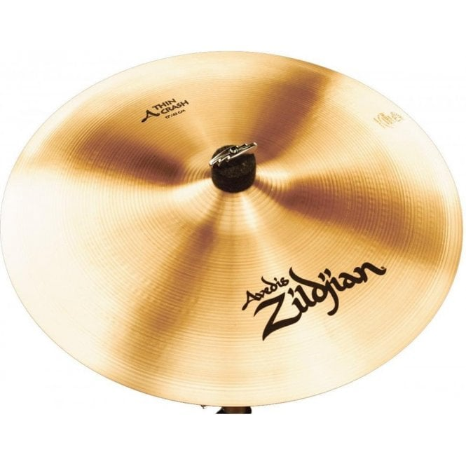 "Zildjian Avedis 17"" Thin Crash Cymbal"