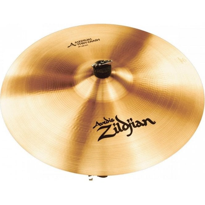 "Zildjian Avedis 19"" Medium Thin Crash Cymbal"