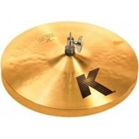 "Zildjian K 14"" Light Hi Hat Cymbal"