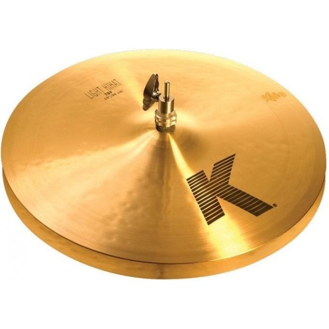 "Zildjian K 15"" Light Hi Hat Cymbals (pair)"