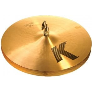 "Zildjian K 16"" Light Hi Hat Cymbals (pair)"