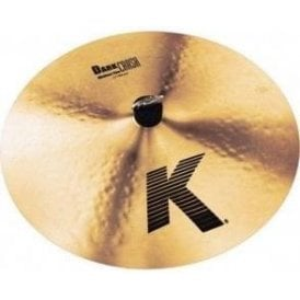 "Zildjian K 17"" Medium Thin Dark Crash Cymbal"