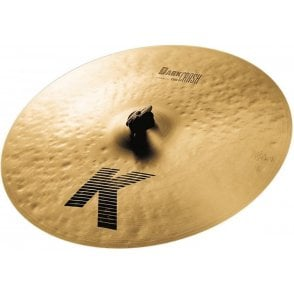 "Zildjian K 17"" Thin Dark Crash Cymbal"