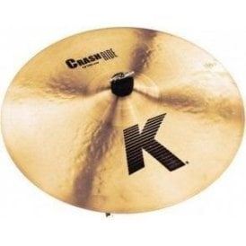 "Zildjian K 18"" Crash Ride Cymbal"