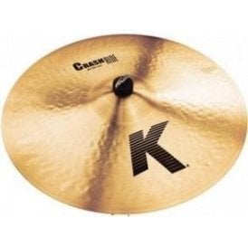 "Zildjian K 20"" Crash Ride Cymbal"