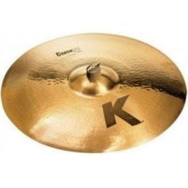 "Zildjian K 21"" Crash Ride Brilliant Finish Cymbal"