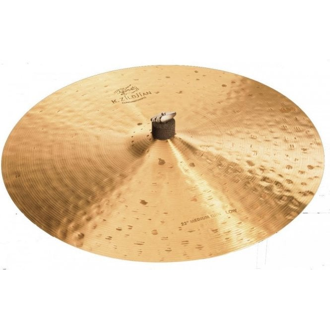 "Zildjian K Constantinople 22"" Medium Thin Low Ride Cymbal"