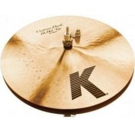 "Zildjian K Custom 14"" Dark Hi Hat Cymbals (pair)"