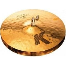 "Zildjian K Custom 14"" Session Hi Hat Cymbals (pair)"