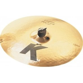 "Zildjian K Custom 16"" Fast Crash Cymbal"