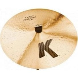 "Zildjian K Custom 17"" Dark Crash Cymbal"