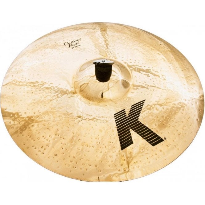 "Zildjian K Custom 20"" Medium Heavy Ride Brilliant Finish Cymbal"