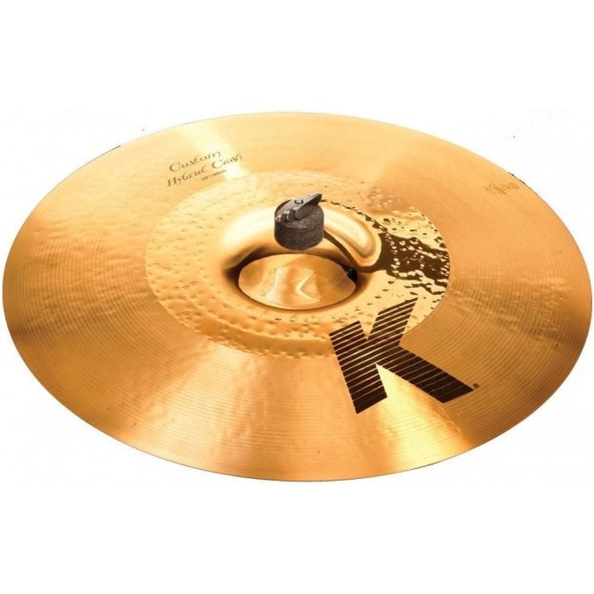 "Zildjian K Custom Hybrid 18"" Crash Cymbal"
