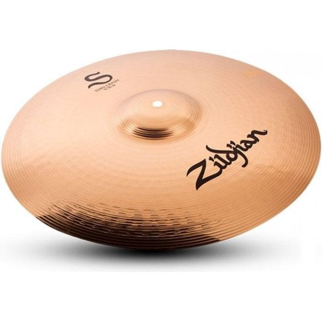 "Zildjian S 17"" Thin Crash Cymbal"
